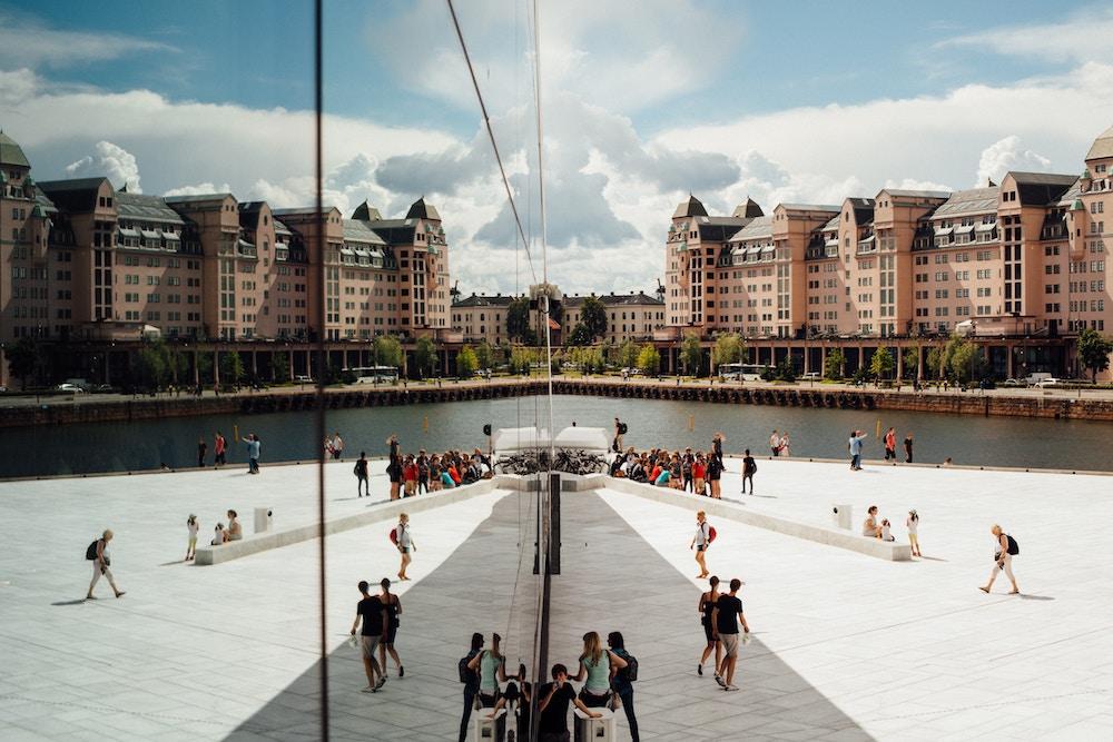 Oslo. image